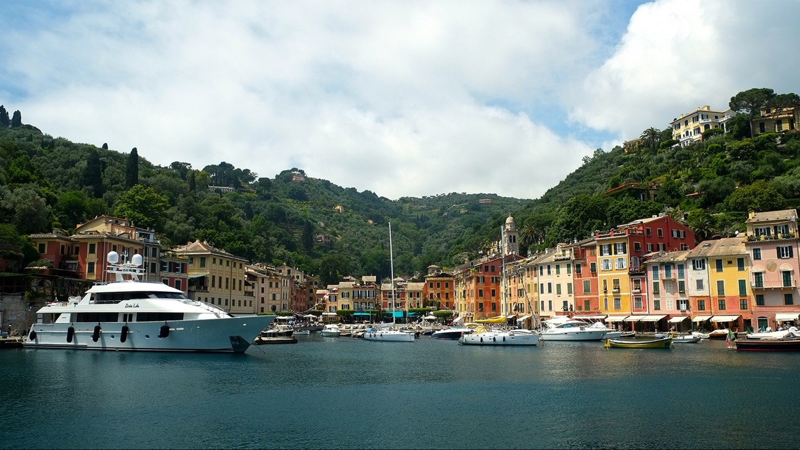 Wedding planning in Portofino
