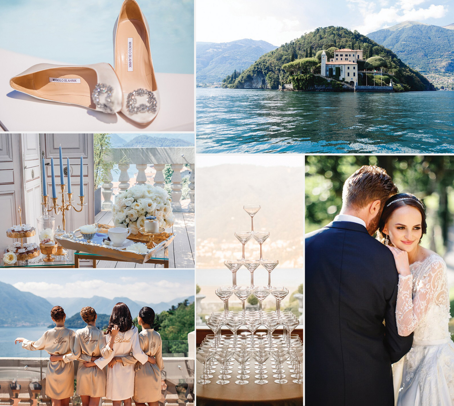 Italian Lakes Wedding
